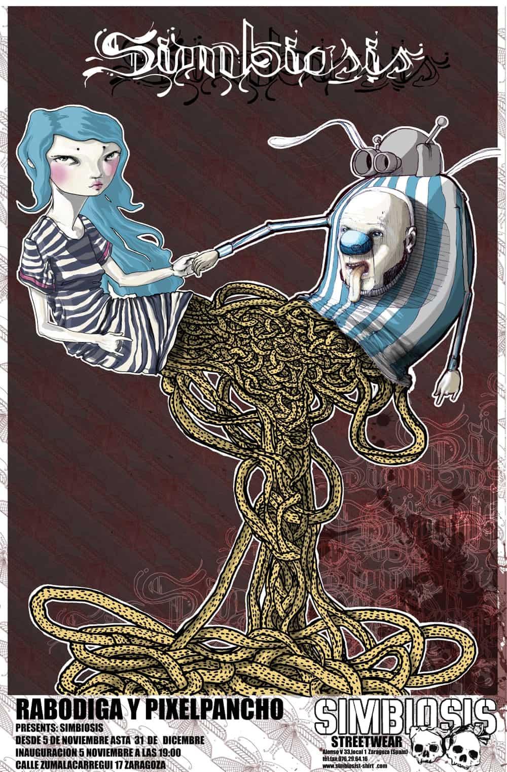 simbiosis poster-min