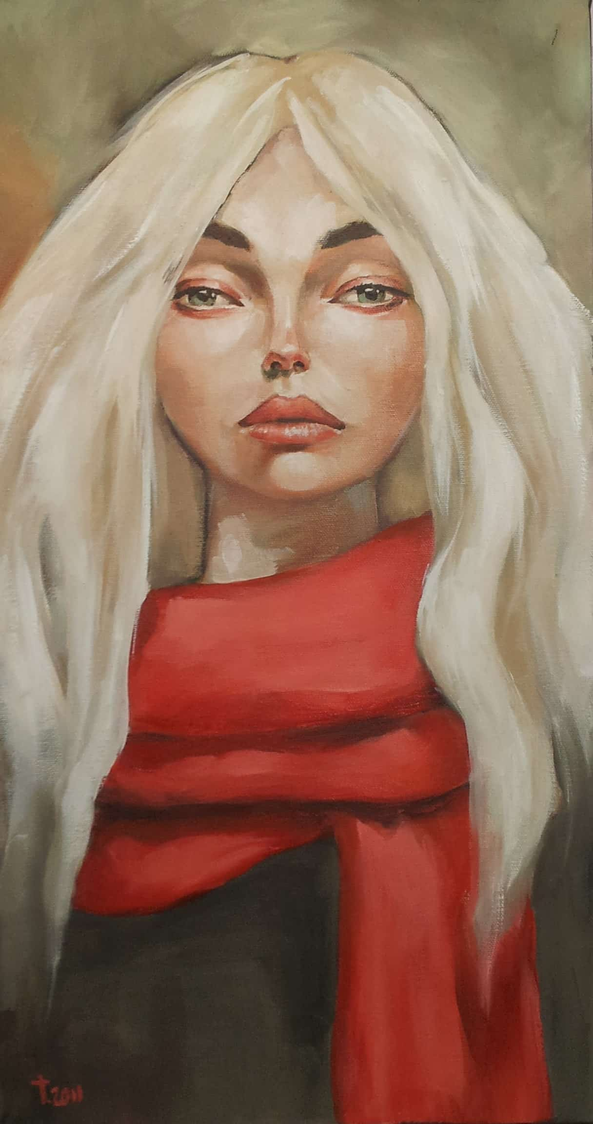 portrait-painting